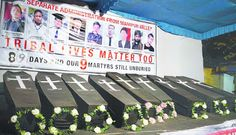 Even the coffins of Manipur tribals go unnoticed