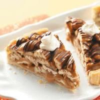 Top 10 Caramel Recipes from Taste of Home, including Turtle Praline Tart