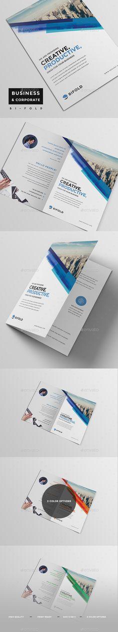 Social Conference Bifold Conference Brochure Pack Brochures