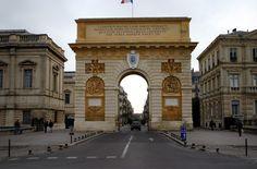 Montpellier. Foto tomada por Arnulfo Eduardo Velasco.