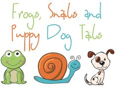 Frogs and Snails and Puppy Dog Tail (FSPDT): Salt and Glue Heart Art