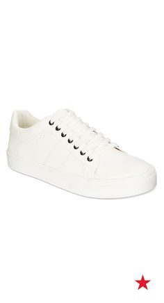 promo code 990bf a8ffc Bar III Honey Lace-Up Sneakers, Created for Macy s Shoes - Sneakers - Macy s