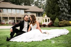 Basking Ridge Country Club Wedding Photos / New Jersey Wedding Photographer