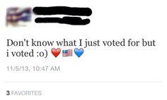 Dumbest Tweets Voted