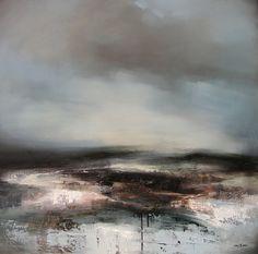 Silent Lagoon - oil on canvas - Neil Nelson