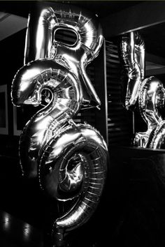 Our favorite shots from the holiday party! Photos by Taylor Jewell. Big Balloons, Number Balloons, Office Holiday Party, Holiday Parties, Party Pictures, Party Photos, Balloon Arrangements, 7th Anniversary, Best Part Of Me