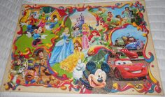 Disney Aguarela