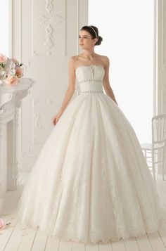 wedding dress aire barcelona 2013 ray ball gown wedding dress aire  barcelona wedding dresses 2013 bridal collection nurit hen 2013 wedding d. 31b494df6fdf