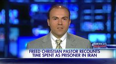 'Keep Faith and Keep Going': Pastor Abedini Speaks Out After Iran Release