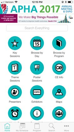 monetize your with rotating sponsor ads on your custom home screen of your conference app. App Home Screen, Search Everything, Event App, Homescreen, Screens, Custom Homes, Mobile App, Planners, Conference