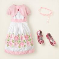 Adorable Easter outfit from The Children's Place for your baby girl.