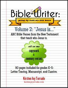 Bible Writer: Volume 2