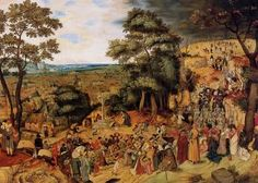 The Way of the Cross - Pieter Brueghel the Younger - The Athenaeum