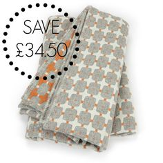 Get 15% OFF EVERYTHING at Decorator's Notebook until Sunday 10th November when you 'like' us on Facebook.  Click here for the code: http://statictab.com/hgt4gmm