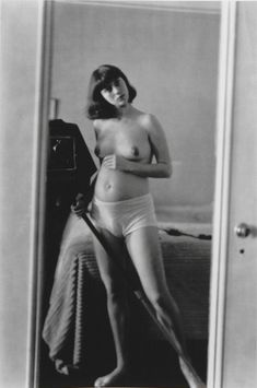 Self-Portrait in Mirror [1945] //// Diane ARBUS
