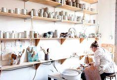 como diseñar un estudio de ceramica - Buscar con Google