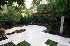 tiles water source green