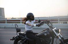 Harley Style Blog 女性ライダー100周年 13枚の写真が語る 5人の女性、5台のハーレー、4,500マイル 後編|HARLEY STYLE
