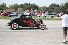 A Look At the 2011 Woodward Dream Cruise | Pure Michigan Blog