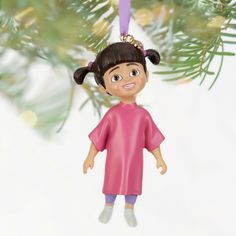 Boo Sketchbook Ornament - Monsters, Inc.
