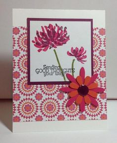 Too Kind by Stampin Up
