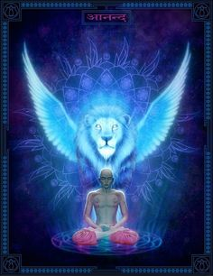 Celestial strength from the Masculine Divine.