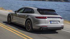 Porsche Panamera Sport Turismo is SUV alternative - TopGear Volvo Suv, Panamera Sport Turismo, Bentley Continental Gt, Porsche Panamera, Car Car, Jeep Wrangler, Cool Cars, Dream Cars, Super Cars