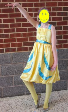 Treble in the Classroom: Little Mermaid Jr. Costumes, Costumes, Costumes