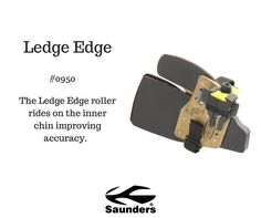 Have you tried the Ledge Edge yet?  http://ift.tt/2izyk51