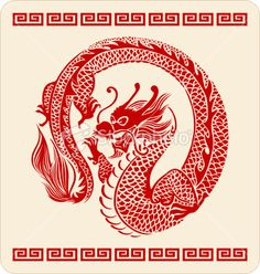 The Dragon - My Chinese Zodiac Sign