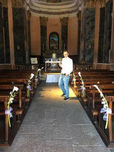 #Ich vor einer #Freietrauung in #Feriolo am #LagoMaggiore Weddings