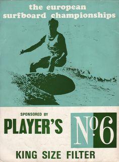 Tabak sponsors sport. The old days.