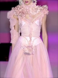 chiffonandribbons: Christian Lacroix Couture S/S...