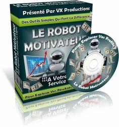 Le Robot Motivateur - Votre Outil de Super Stimulation !