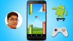 Android Game Development – Create Your First Mobile Game.udemy free course – Make Mobile Applications Basic Programming, Object Oriented Programming, Computer Programming, Android Game Development, Software Development, Moving Backgrounds, Android App Design, The Game Is Over, Building Games
