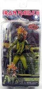 Iron Maiden Piece of Mind 8 inch Retro Figure Neca 634482149218 Iron Maiden, Metal Fan, Heavy Metal, Street Fighter Action Figures, Custom Action Figures, Debut Album, Album Covers, Ebay, Rocks