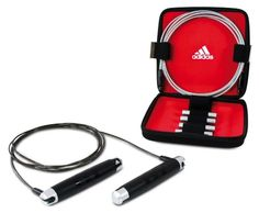 adidas Skipping Rope with Carrying Case - Jump Ropes at Hayneedle
