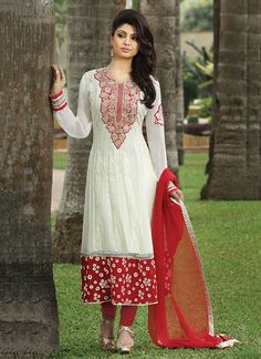 Indian Umbrella Frock Designs & Churidar Suits 2016-2017 | BestStylo.com