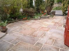 Ripple Sandstone Pavers from Australia, the Details Include Pictures,Sizes,Color,Material and Origin. Sandstone Pavers, Limestone Pavers, Natural Stone Pavers, Natural Stones, Outdoor Tiles, Outdoor Decor, Stone Basin, Pool Builders, Backyard