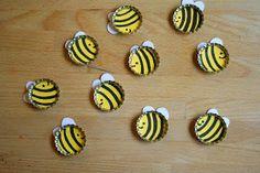 Kifli és levendula: Méhecskék a hűtőn