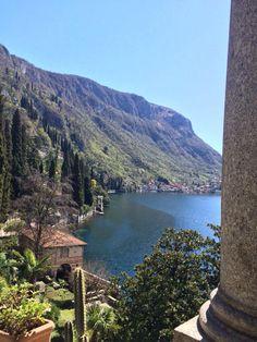 #Varenna on lake Como  www.hotel-posta.it