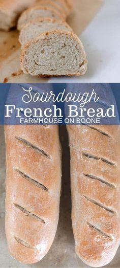 Sourdough Recipes, Sourdough Bread, Bread Recipes, Classic Recipe, Homemade Butter, Instant Yeast, Bread Baking, Yum Yum, Food To Make