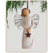 Willow Tree - Angel of Light Ornament