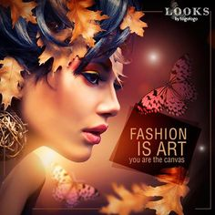 Every canvas should be designed well with the latest style & fashion trends! #FashionSpeaks #FashionLife