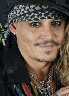 Johnny Depp, male actor, celeb                              …