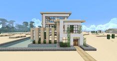 Minecraft - modernhouse3