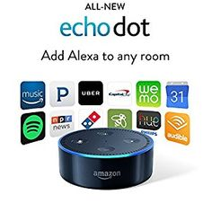Echo and Echo Dot provide Voice Control (using your natural  voice or synthesized speech from a speech generating device) of your home.