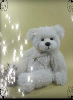 Bär aus Alpaka 30 cm