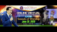 WATCH ONLINE VIRTUAL TWP LIVE: SOUNDS OF WORSHIP by Pastor Apollo C. Qui... Spiritual Enlightenment, Spirituality, Disciple Me, Divine Revelation, School Application, Kingdom Of Heaven, Son Of God, Praise And Worship, Brain Teasers