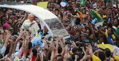 La juventud que espera al papa Francisco   Internacional   EL PAÍS